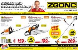 Angebote von Baumärkte & Gartencenter im Zgonc Prospekt ( 8 Tage übrig)