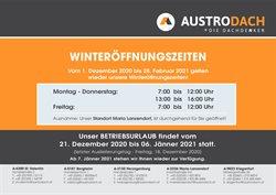 AustroDach Katalog ( Läuft heute ab )