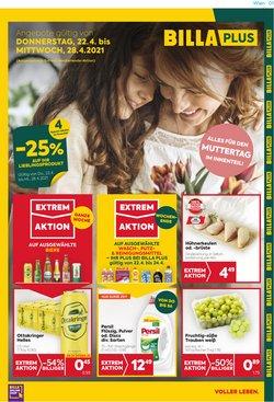 Angebote von Supermärkte im BILLA Corso Prospekt ( Neu )