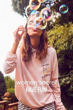 Angebote von Women'Secret im Women'Secret Prospekt ( Mehr als 30 Tage)
