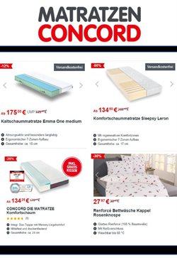 Matratzen Concord Katalog ( 4 Tage übrig )