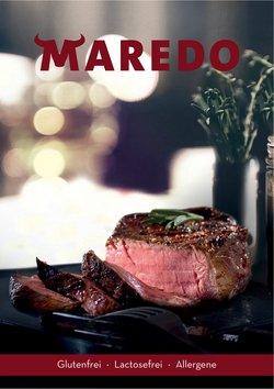 Angebote von Restaurants im Maredo Prospekt ( 9 Tage übrig)