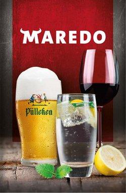 Angebote von Restaurants im Maredo Prospekt ( 8 Tage übrig)