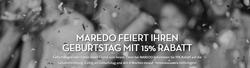 Maredo Gutschein ( 11 Tage übrig )