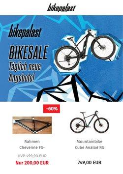 Angebote von Bikepalast im Bikepalast Prospekt ( Neu)