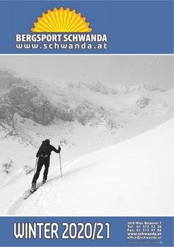 Angebote von Bergsport Schwanda im Bergsport Schwanda Prospekt ( Mehr als 30 Tage)
