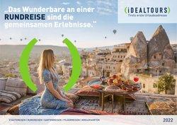Angebote von Idealtours im Idealtours Prospekt ( Mehr als 30 Tage)