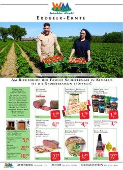 Angebote von Supermärkte im Winkler Markt Prospekt ( Neu)