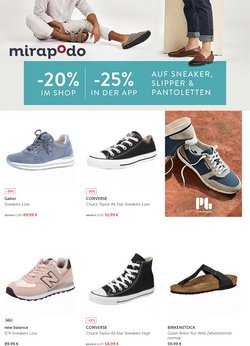 mirapodo Katalog ( 8 Tage übrig )