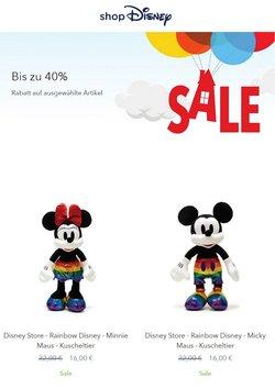 Angebote von Disney Store im Disney Store Prospekt ( 7 Tage übrig)