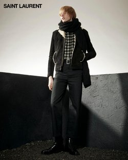 Yves Saint Laurent Katalog ( Läuft heute ab )