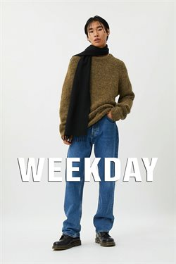 Weekday Katalog ( Abgelaufen )