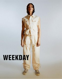 Weekday Katalog ( Mehr als 30 Tage )