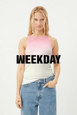 Angebote von Weekday im Weekday Prospekt ( Mehr als 30 Tage)