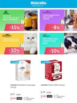 Angebote von Miscota im Miscota Prospekt ( 8 Tage übrig)