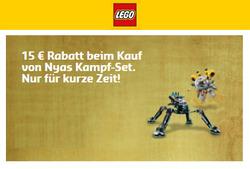 Angebote von Lego im Wien Prospekt