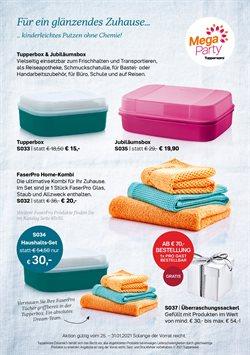 Angebote von Möbel & Wohnen im Tupperware Prospekt in Steyr ( 4 Tage übrig )