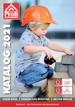 BauProfi Katalog ( Gestern veröffentlicht)