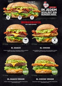 Angebote von Restaurants im Burgerista Prospekt in Wien ( 19 Tage übrig )