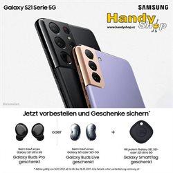 Angebote von Elektronik im HandyShop Prospekt in Wels ( 10 Tage übrig )