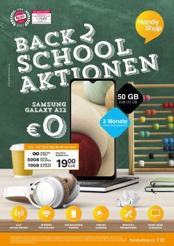 Angebote von Elektronik im HandyShop Prospekt ( 3 Tage übrig)