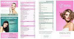 Angebote von Drogerien & Parfümerien im TOTAL BEAUTY CENTER Prospekt ( 5 Tage übrig)
