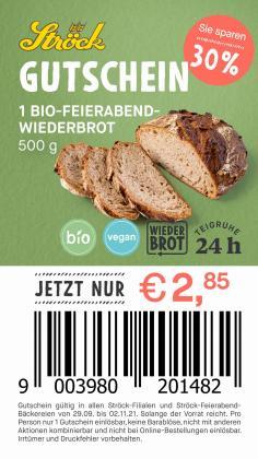 Angebote von Restaurants im Bäckerei Ströck Prospekt ( 7 Tage übrig)