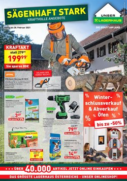 Salzburger Lagerhaus Katalog ( Läuft heute ab )