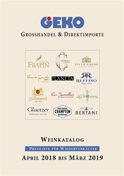 Angebote von Geko im Wien Prospekt