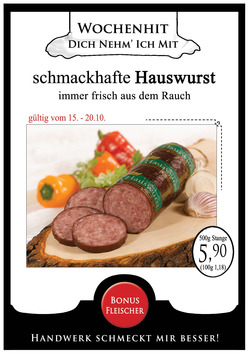 Angebote von Bonusfleischer im Salzburg Prospekt