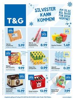 T&G Katalog ( Abgelaufen )