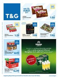 T&G Katalog ( Läuft morgen ab)