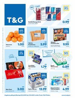 T&G Katalog ( 9 Tage übrig)