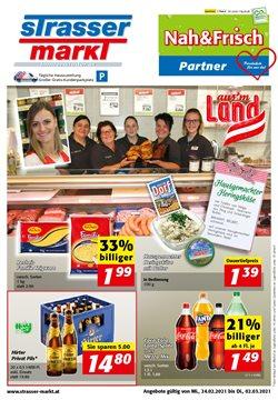 Strasser Markt Katalog ( Läuft morgen ab )