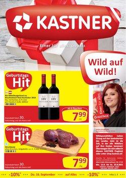 Angebote von Supermärkte im Kastner Prospekt ( 2 Tage übrig)
