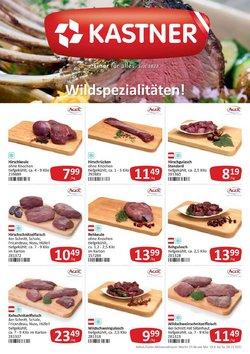 Angebote von Supermärkte im Kastner Prospekt ( 25 Tage übrig)