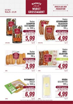 Angebote von Supermärkte im Radatz Prospekt ( Neu)