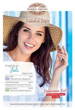Angebote von Drogerien & Parfümerien im Bärbel Drexel Prospekt ( Läuft morgen ab)