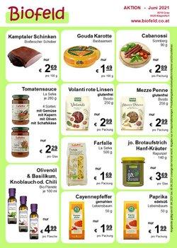 Angebote von Biofeld im Biofeld Prospekt ( 7 Tage übrig)