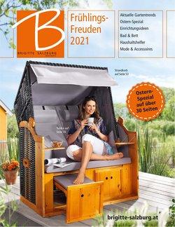Angebote von Ostern im Brigitte Salzburg Prospekt ( 3 Tage übrig)