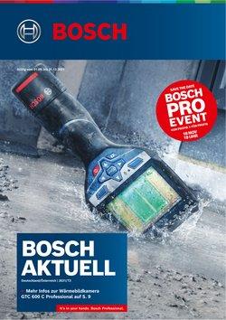 Angebote von Baumärkte & Gartencenter im Bosch Professional Prospekt ( Neu)