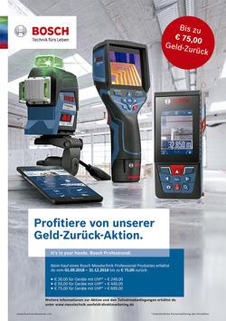 Angebote von Bosch Professional im Wien Prospekt