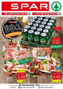 Angebote von SPAR-Gourmet im SPAR-Gourmet Prospekt ( 16 Tage übrig)