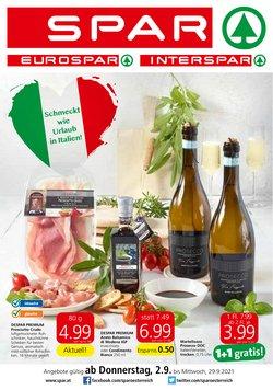 Angebote von SPAR-Gourmet im SPAR-Gourmet Prospekt ( 6 Tage übrig)
