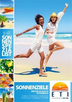 Angebote von Express Travel International im Wien Prospekt