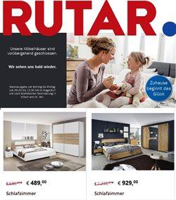 Angebote von Möbel & Wohnen im Rutar Prospekt in Steyr ( 11 Tage übrig )
