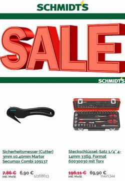 Angebote von Schmidt's im Schmidt's Prospekt ( 11 Tage übrig)