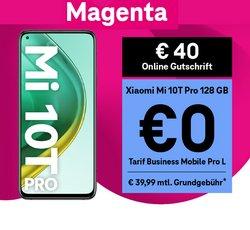 Angebote von Elektronik im Magenta Prospekt ( 4 Tage übrig)