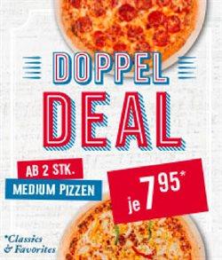 Domino's Pizza Katalog ( Mehr als 30 Tage )