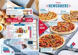 Angebote von Restaurants im Domino's Pizza Prospekt ( Läuft morgen ab)